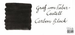 Graf von Faber-Castell Ink Bottle Carbon Black