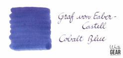 Graf von Faber-Castell Ink Bottle Cobalt Blue