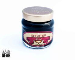 Sheaffer Skrip Gold 60ml Glass Ink Bottle.