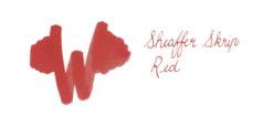 Sheaffer Skrip Ink Swab Red
