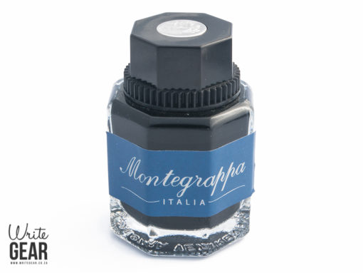 Montegrappa Fountain Pen Ink Bottle - Black