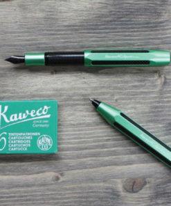 Kaweco AC Sport Fountain Pen -Green