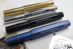 Kaweco AL Sport Fountain Pen - Stonewashed Blue