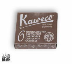 Kaweco Cartridge Box Caramel Brown
