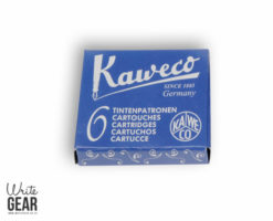 Kaweco Cartridge Box Royal Blue