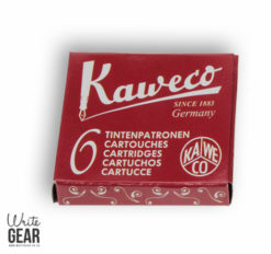 Kaweco Cartridge Box Ruby Red