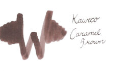 Kaweco Ink Swab Caramel Brown