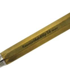 Kaweco Sketch Up Pencil - Brass Raw