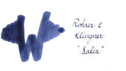 Rohrer and Klingner Ink Salix