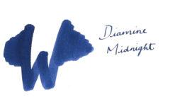 Diamine Midnight Ink
