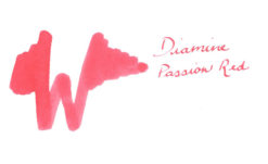 Diamine Passion Red Ink