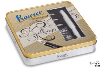 Kaweco Calligraphy Set White