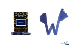 Diamine Ink Cartridge Pack - Midnight