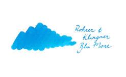 Rohrer & Klingner Fountain Pen Ink - Blu Mare