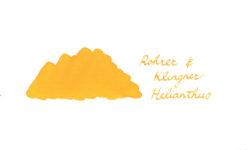 Rohrer & Klingner Fountain Pen Ink - Helianthus