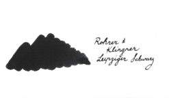 Rohrer & Klingner Fountain Pen Ink - Leipziger Schwag