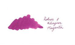Rohrer & Klingner Fountain Pen Ink - Magenta