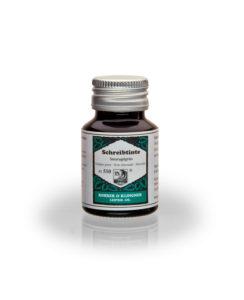 Rohrer and Klingner Smaragdgrun Fountain Pen Ink Bottle