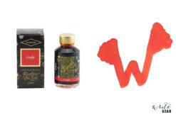 Diamine Shimmertastic Fountain Pen Ink Bottle - Firefly