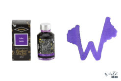 Diamine Shimmertastic Fountain Pen Ink Bottle - Lilac Satin