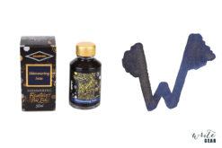 Diamine Shimmertastic Fountain Pen Ink Bottle - Shimmering Seas