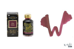 Diamine Shimmertastic Fountain Pen Ink Bottle - Wine Divine