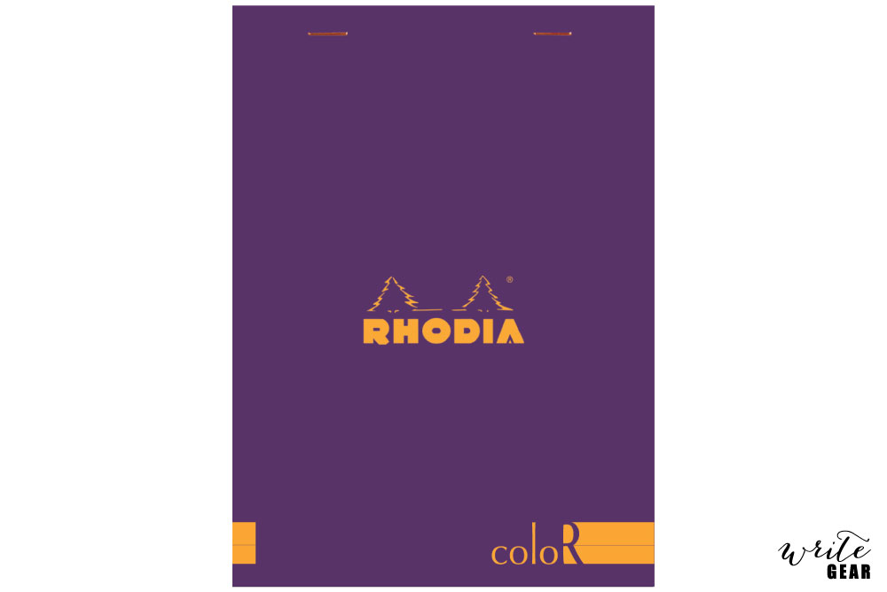 Rhodia Head Stapled ColoR