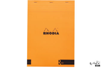 Rhodia Head Stapled Le R