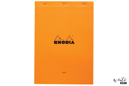Rhodia Lined head stapled pad