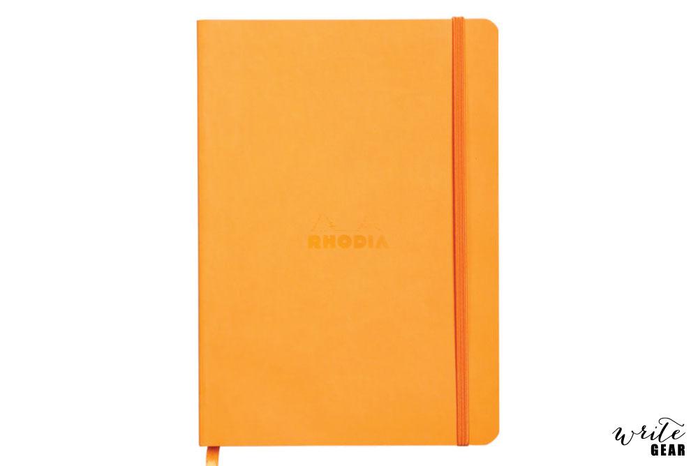Rhodia softcover Orange