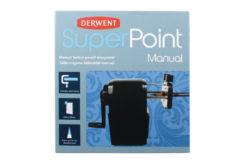 Derwent Superpoint Manual Desk Sharpener