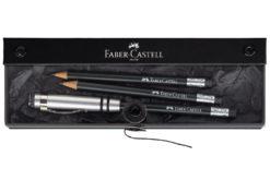 Faber-Castell Perfect Pencil Design Set Black