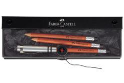 Faber-Castell Perfect Pencil Design Set Brown