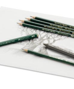 Faber-Castell Graphite Pencil 9000 Soft Image