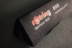 Rotring 800 Mechanical pencil Packaging