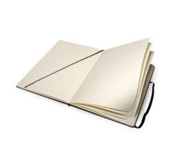Moleskine Black Large Sketchbook