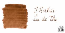J. Herbin Lie de The Ink Swab