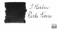 J. Herbin Perle Noire Ink Swab