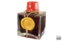 J.Herbin Rouge Hematite Ink Bottle - 1670 Ink Collection
