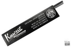 Kaweco Pencil Leads Black 0.5 mm HB - 12 pcs
