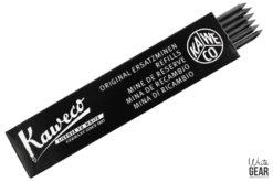 Kaweco Pencil Leads Black 3.2 mm 5B - 6 pcs