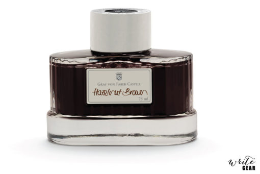 Hazelnut Brown Ink Bottle