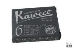 Kaweco Ink Cartridges Smokey Grey