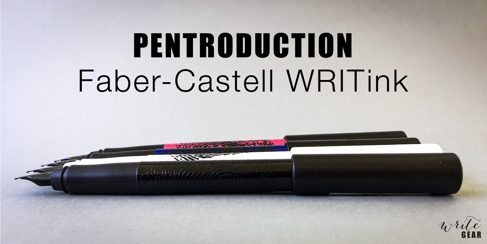 Faber-Castell WRITink
