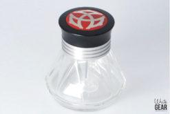 TWSBI Diamond 50 Ink Bottle Silver
