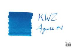 KWZ Ink Azure #4