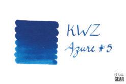 KWZ Ink Azure #5