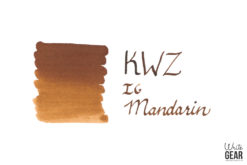 KWZ Ink IG Mandarin