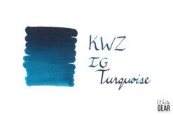 KWZ Ink IG Turquoise