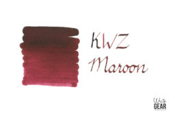 KWZ Ink Maroon